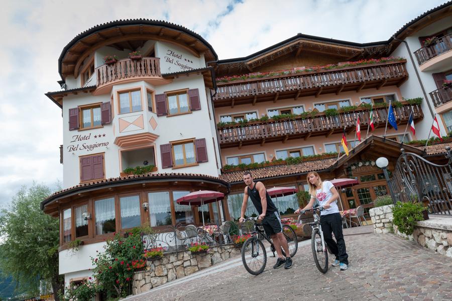 Photogallery - Blumenhotel Belsoggiorno - Hotel in Val di Non